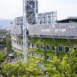 阪神甲子園球場でサッカーJリーグの試合が行われていたという雑学
