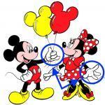 ミッキーマウスなど海外アニメキャラの指が4本の理由に関する雑学