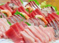 川魚の刺身が禁止なのは寄生虫のせいという雑学