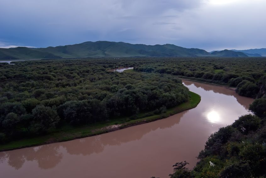 6位:黄河(約5464km)についてのトリビア