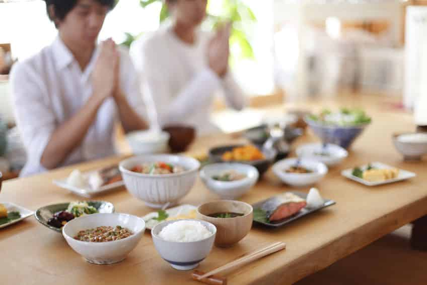 """日本のいいところ。""""いただきます""""の習慣と概念は海外にはないというトリビアまとめ"""