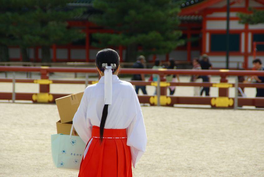 日本神道が元になったというトリビア