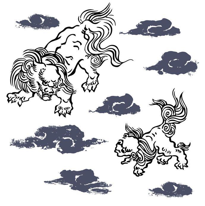 元々は獅子だった狛犬についてのトリビア