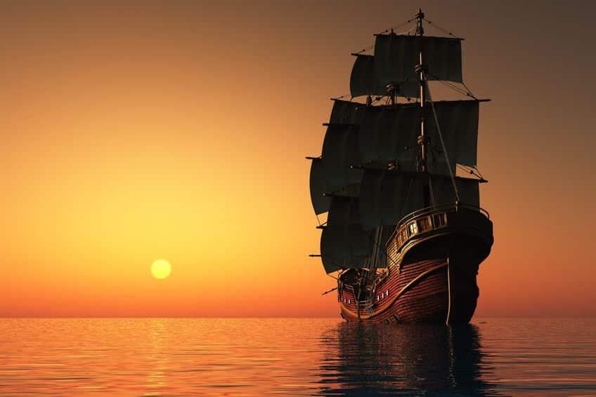 船が海に浮かぶことができる理由に関する雑学