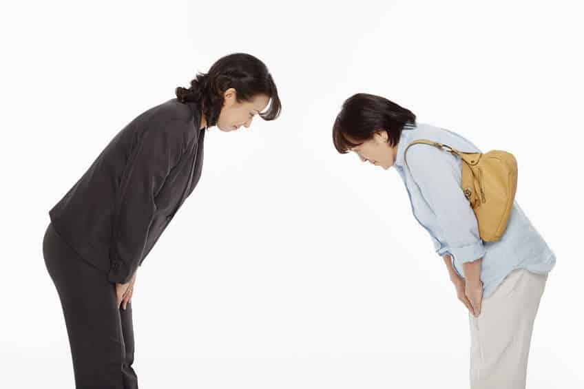 「いただきます」以外にも日本独特の挨拶があるというトリビア