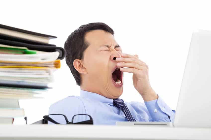 あくびは眠いから出る?に関する雑学