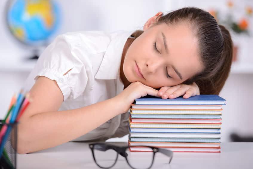 昼寝で記憶力がアップするという雑学