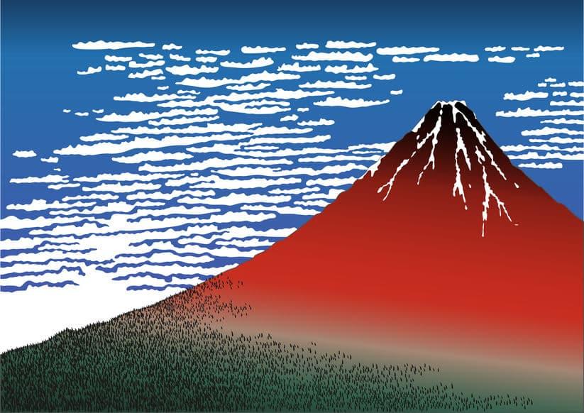 第二次世界大戦中、アメリカの作戦で「富士山を赤く染める」という案が採用されていたという雑学