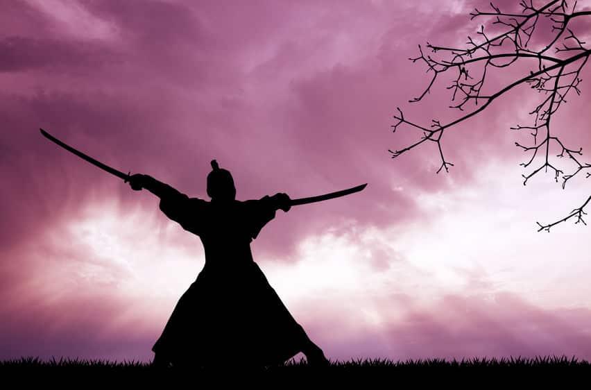 剣道では、二刀流はありという雑学