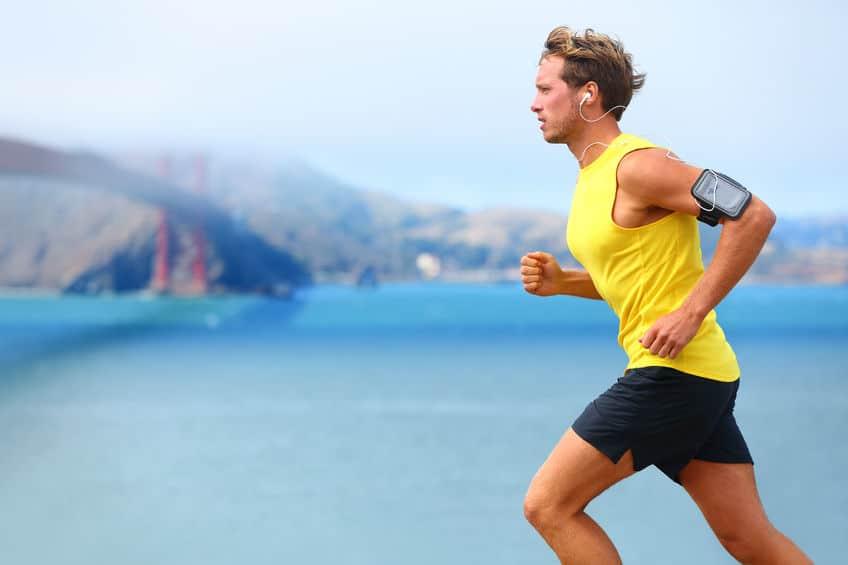ランニングすると筋肉は減るというトリビア