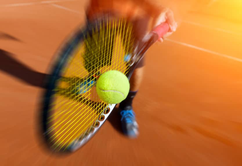 テニスの「サービス」はもともとはふんわりショット?についてのトリビア