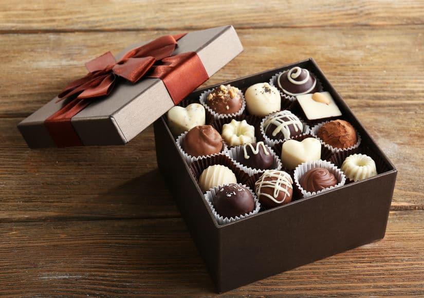 お菓子業界の「バレンタインデー」プロモーション活動開始!というトリビア