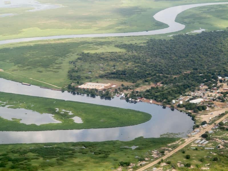 世界で1番長い川はナイル川という雑学