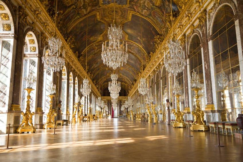 ベルサイユ宮殿にはトイレがない?という雑学