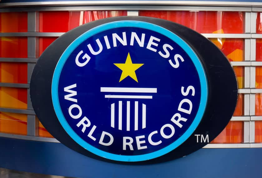 世界最重量いちごとしてギネスに認定されているというトリビア