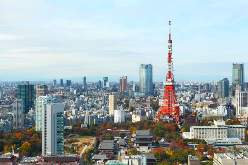 実は東京タワーもインターナショナルオレンジなのだというトリビア