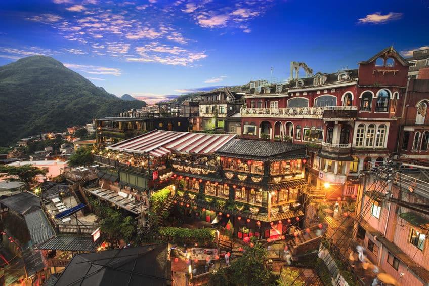 台湾の名前の由来に関する雑学