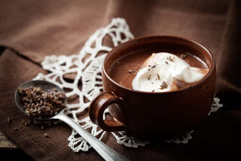 チョコレートは元々飲みものだったというトリビア