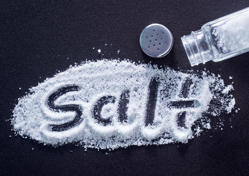 同じ方法で塩もサラサラになる?というトリビア