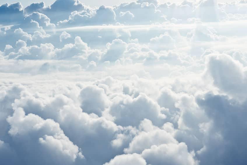 雲はなぜ白いのか?というトリビア