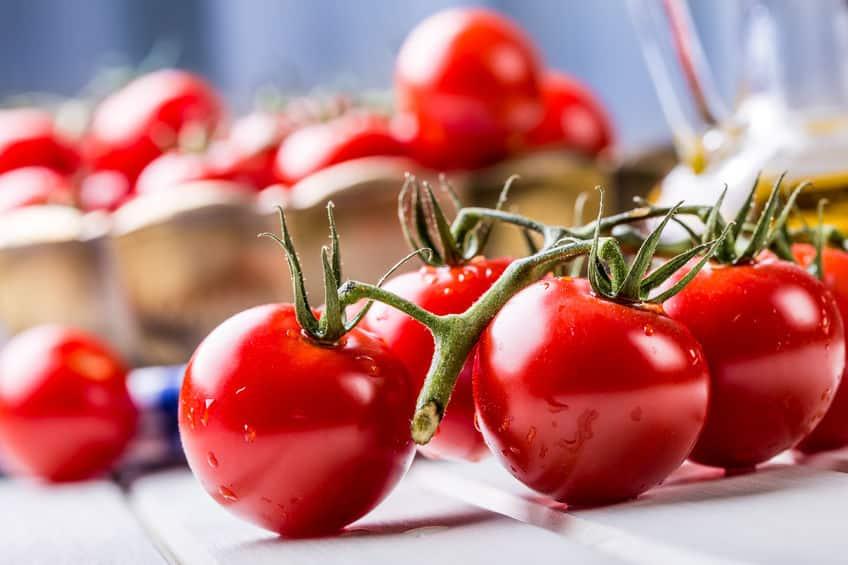 ミニトマトの栄養価はすごい!というトリビア