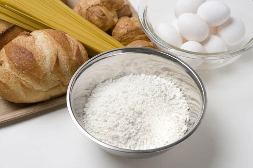 小麦粉が紙袋に入っている理由に関する雑学
