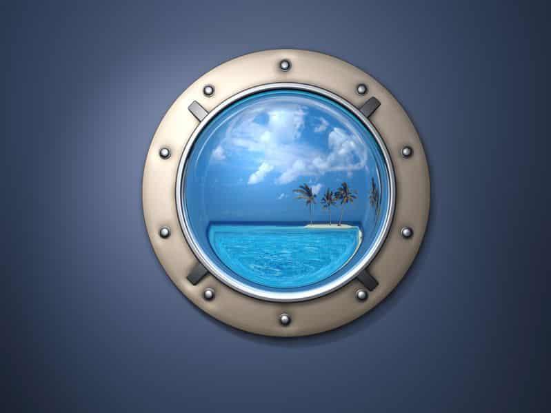 オシャレではない。船の窓が丸い理由とは?【舷窓】についての雑学まとめ