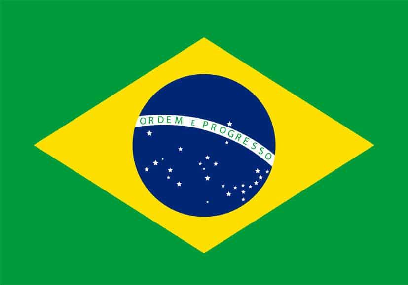 長い国歌をもつブラジル