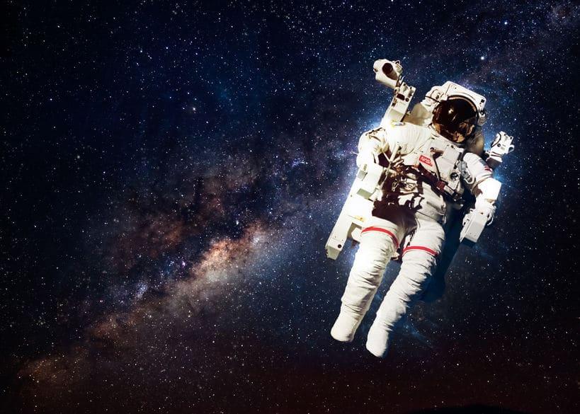 船外用の白い宇宙服の値段が凄すぎるというトリビア