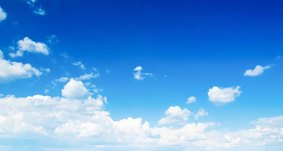 雲は水蒸気のあつまりというトリビア