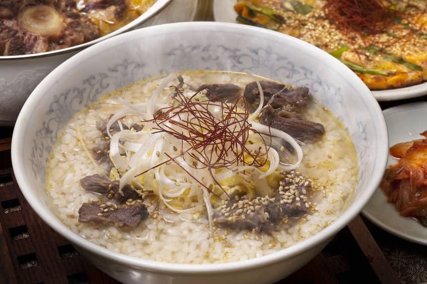 マリオの「クッパ」の由来となった韓国料理「クッパ」