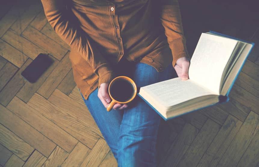 1日30分、ゆっくり読書でストレス解消についてのトリビア