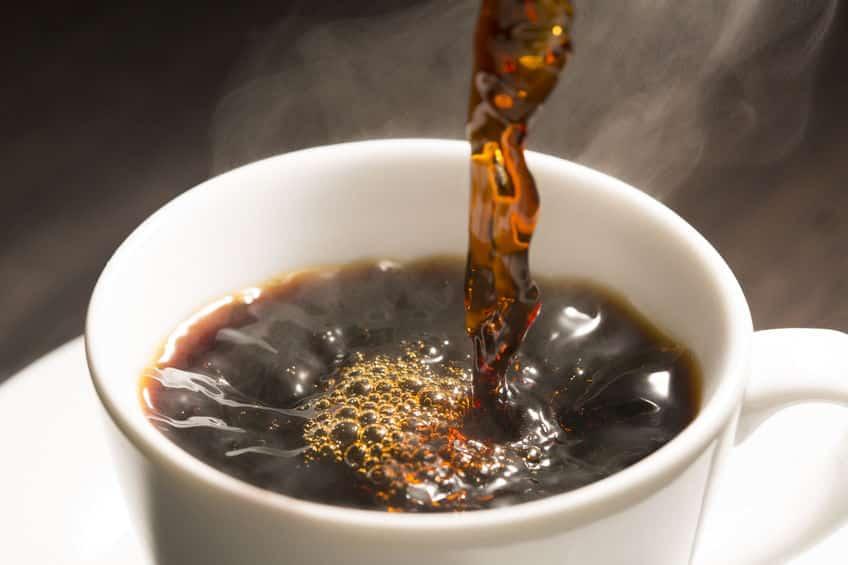 コーヒーが刑罰に使用された経緯というトリビア
