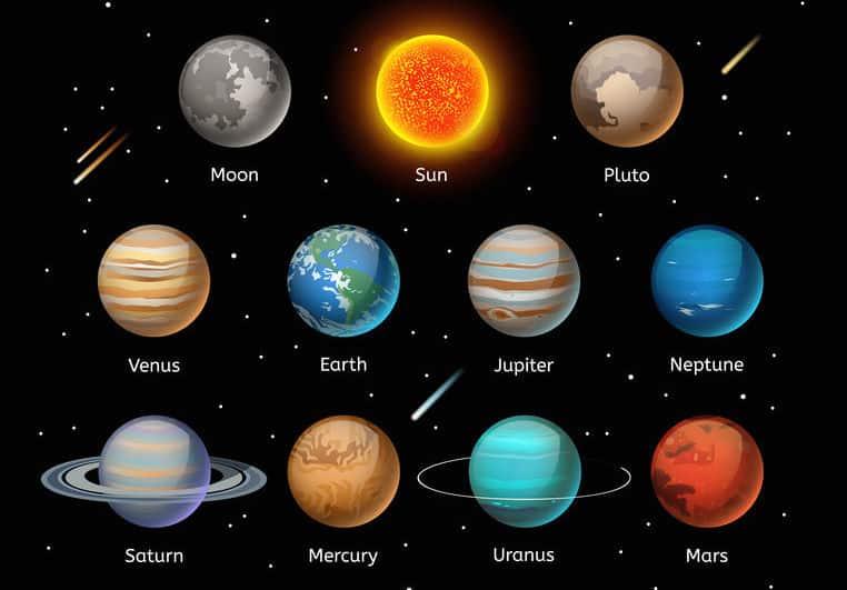 「冥王星」は惑星ではなくなったという雑学