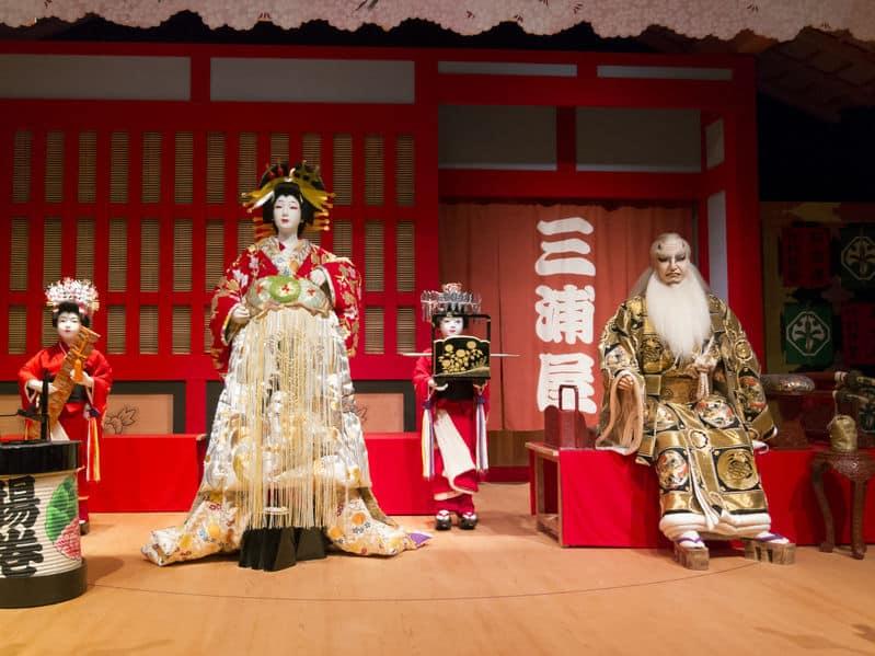 女性から始まった歌舞伎だが、現在は男性の歌舞伎俳優しかいない