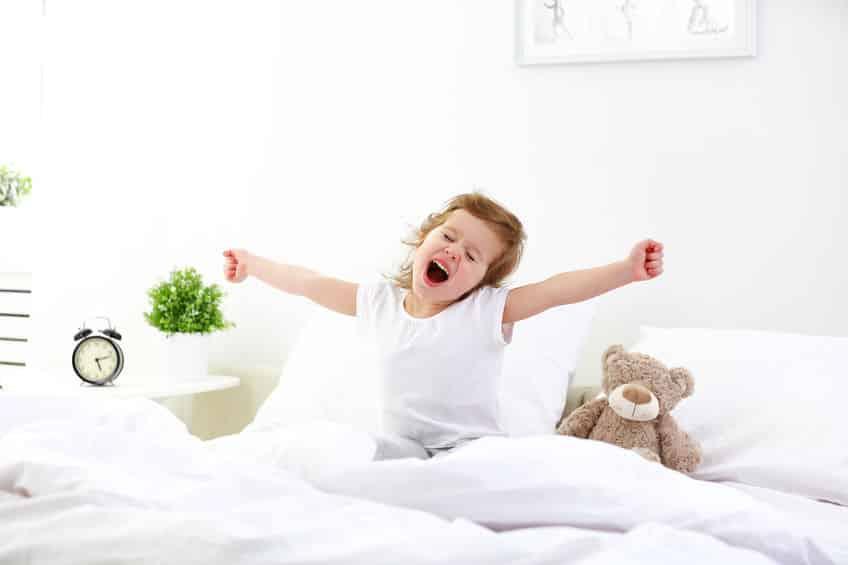 一生の睡眠時間は25年間という雑学