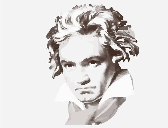 ベートーベンは全く音が聞こえないわけではなかったという雑学