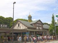 JR山手線原宿駅には、全国で唯一の皇族専用のホームがあるという雑学