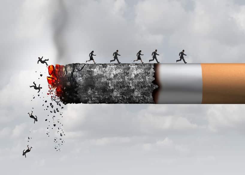 タバコを2本「食べる」と死ぬ?に関する雑学