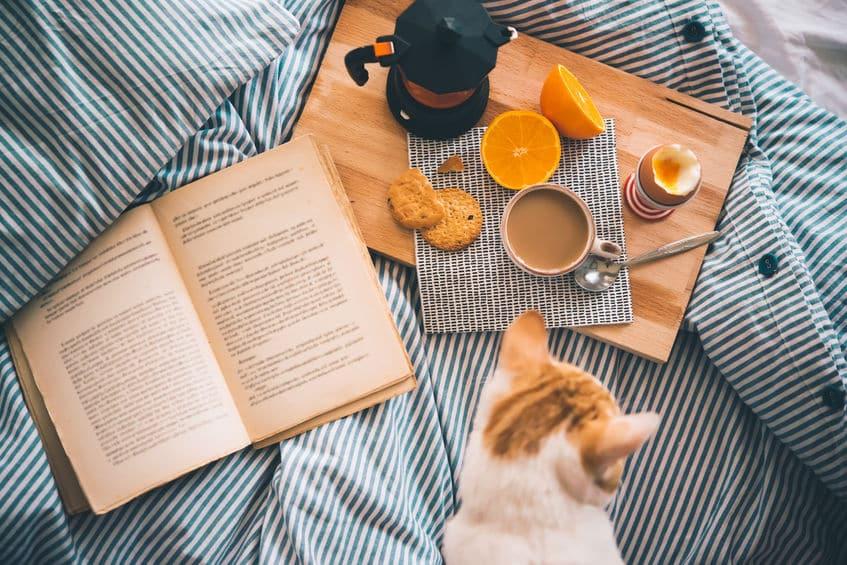 イタリアの朝ごはんは甘いものしか食べないという雑学