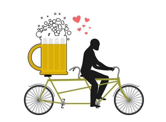 自転車の「飲酒運転」も道路交通法違反になるという雑学