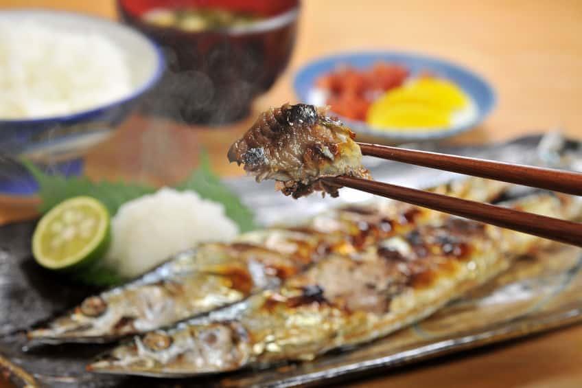 栄養価アップ!焼き魚とおろし大根は相性がいいというトリビア