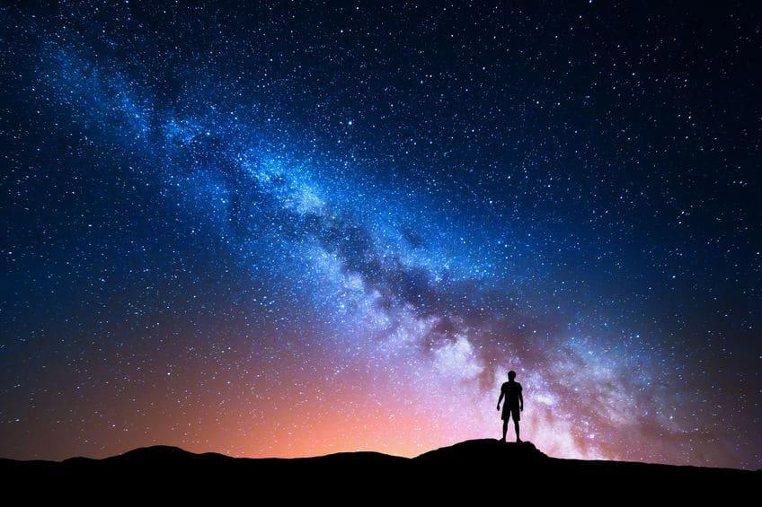 肉眼で見える星は天の川銀河の一部だったというトリビア