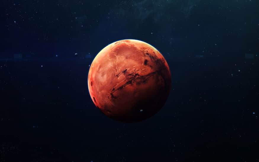 火星に生物はいるの?というトリビア
