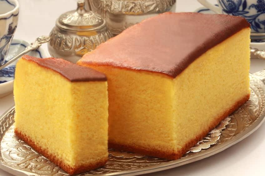 カステラは「南蛮菓子」の中のひとつというトリビア