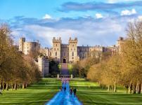 世界最古であり最大級の居城は「ウィンザー城」