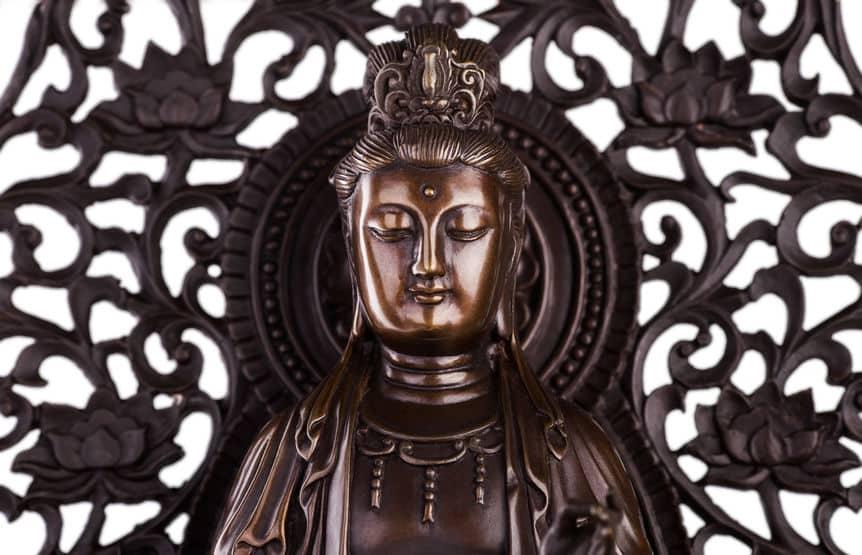 仏像の見分け方についてのトリビア