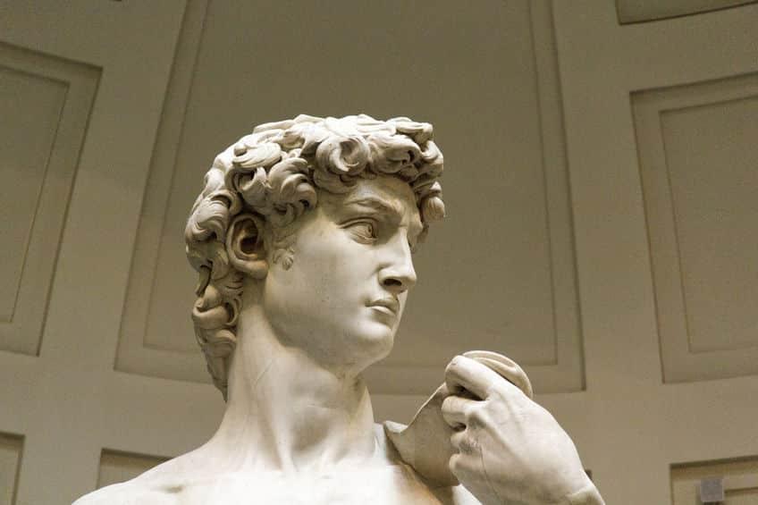 ダビデ像の雑学を徹底解剖
