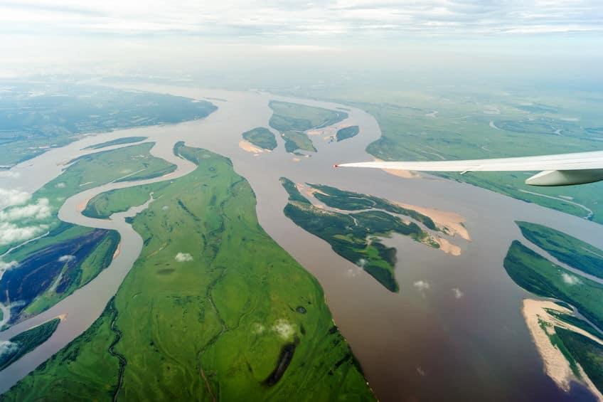 10位:アムール川(約4444km)についてのトリビア