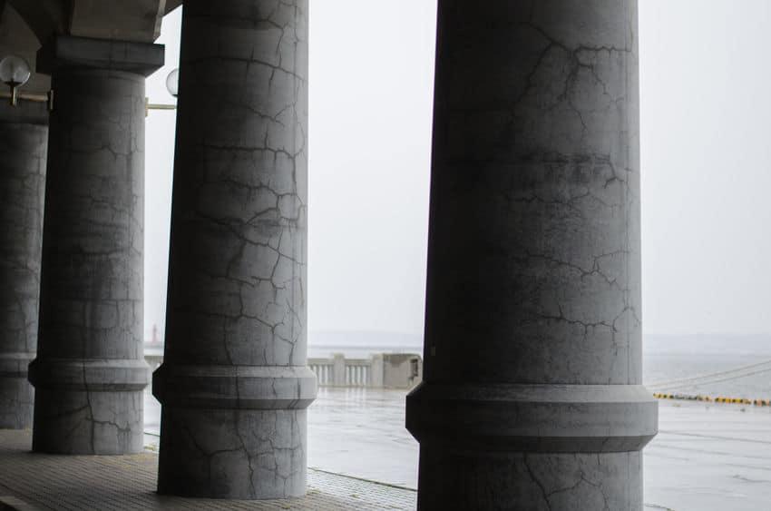 少し怖い「柱」の使われ方についてのトリビア